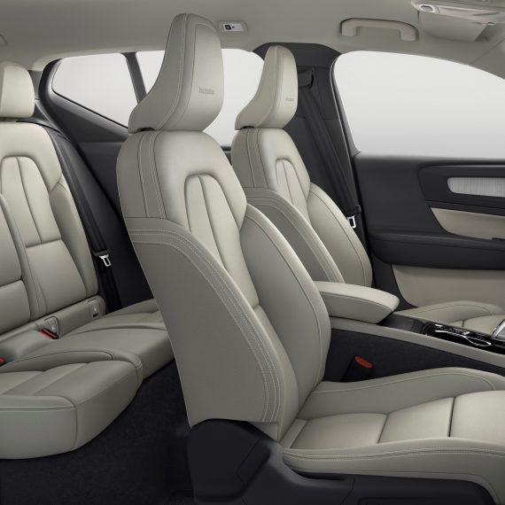 New Volvo XC40 Inscription - interior