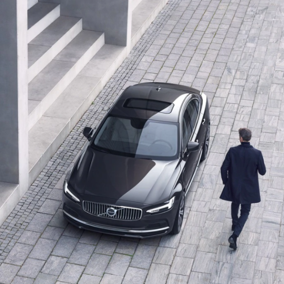 Volvo S90 Recharge Plug-in-hybrid