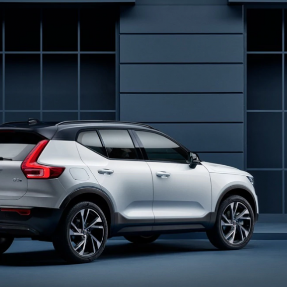 Volvo XC40 Recharge Plug-in-hybrid